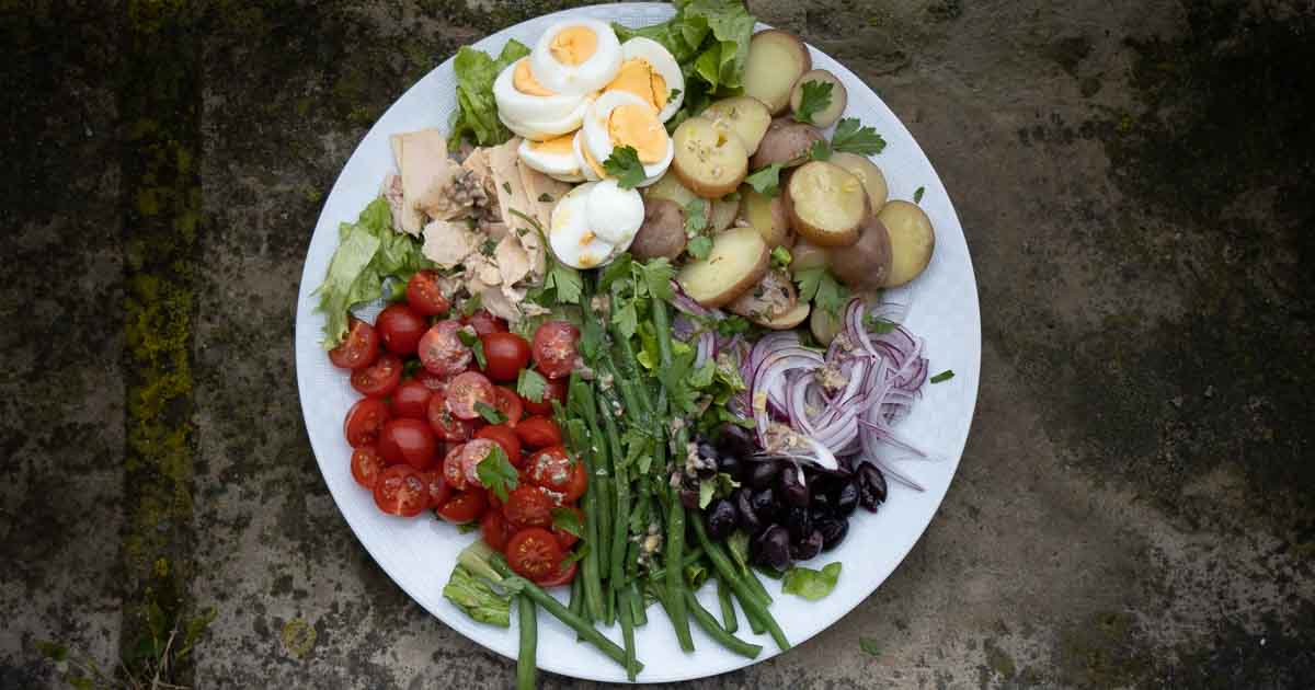 The Best Salade Nicoise Recipe