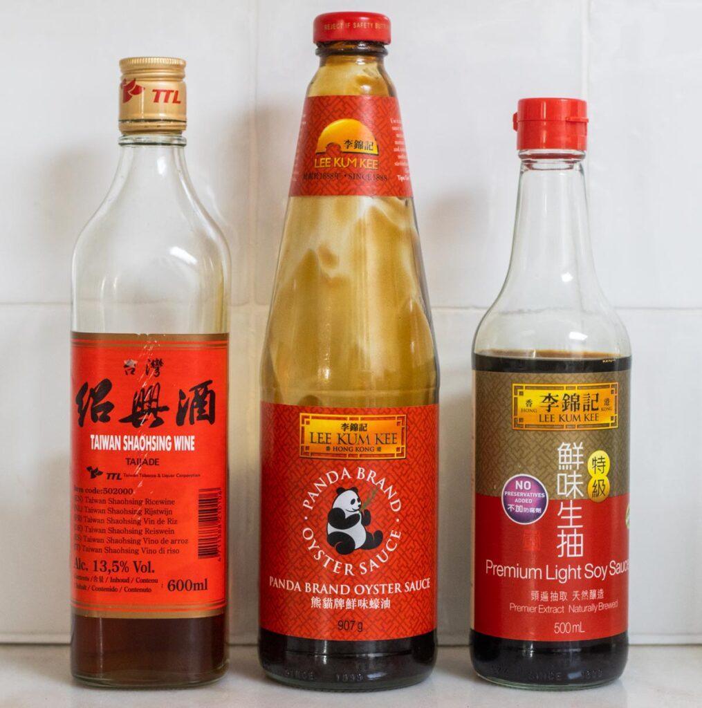 Sauce Bottles for Yangzhou Rice