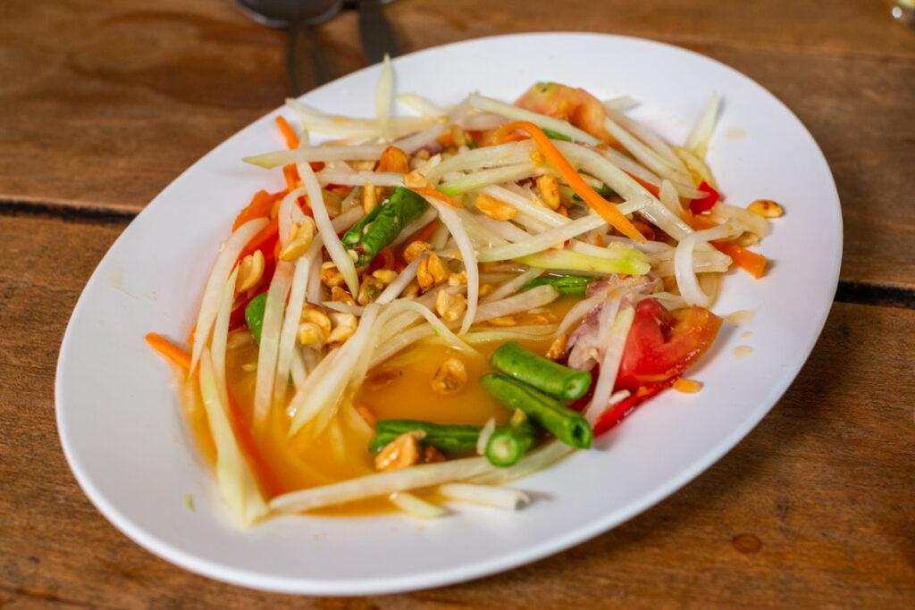 Som Tam in Chiang Mai