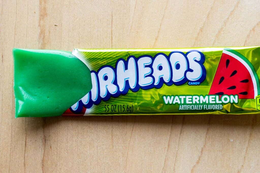 Airhead Watermelon flavor
