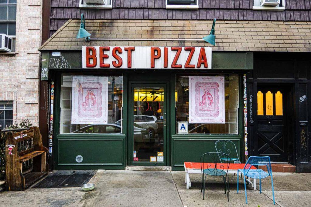 Best Pizza in Brooklyn New York
