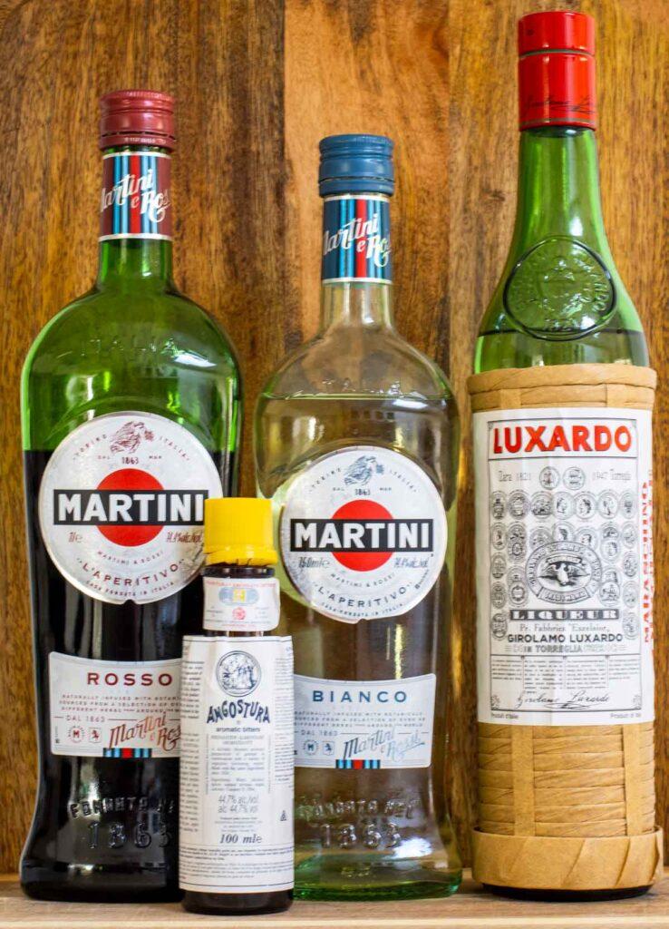Diplomat Cocktail Liquors