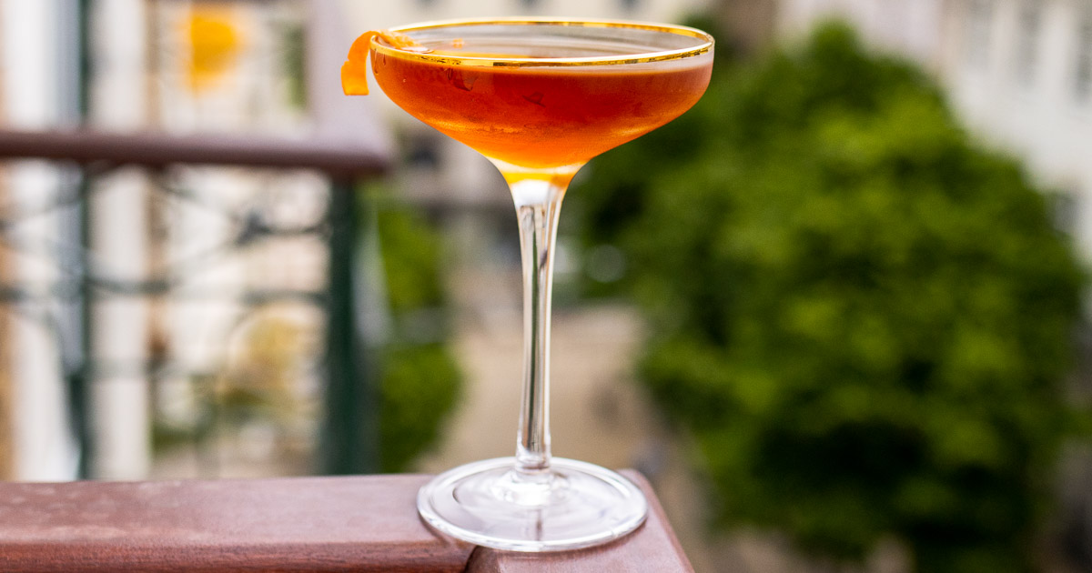 Diplomat Cocktail Recipe