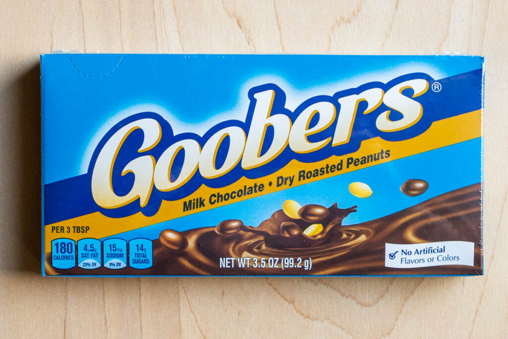 Goobers Candy