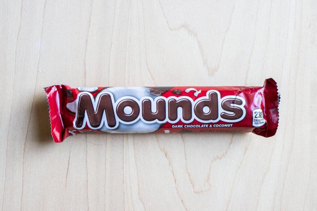 Mound's Candy Bar