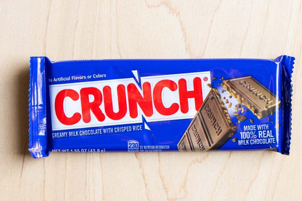 Nestle's Crunch Bar