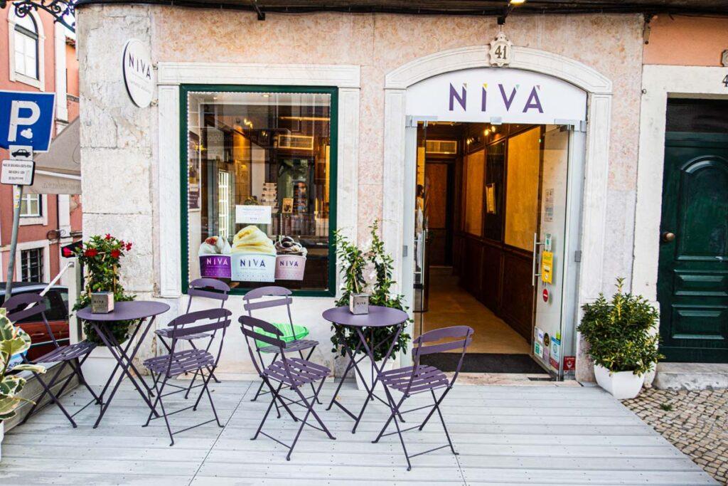 Niva Cremeria in Lisbon
