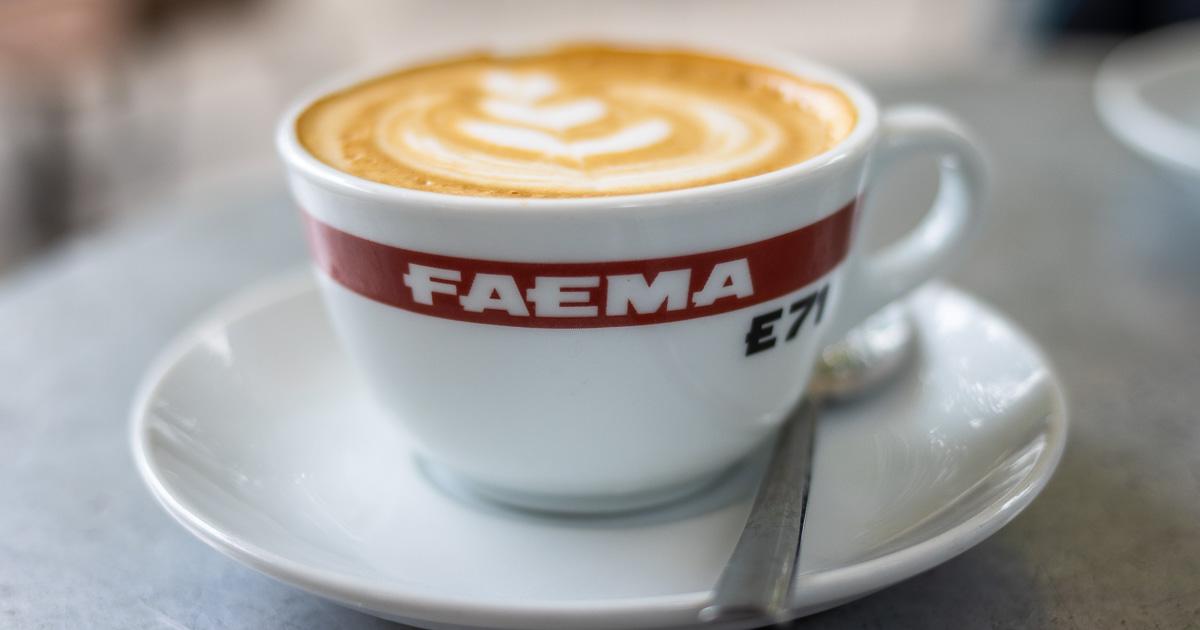 Rome Coffee Guide