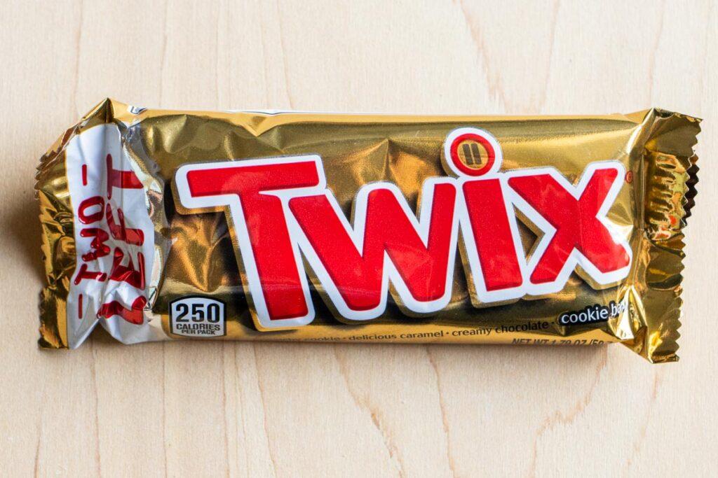 Twix Chocolate Bar