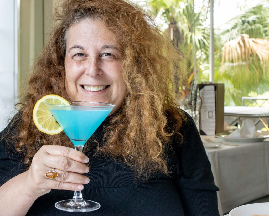 Blue Martini at Commander's Palace
