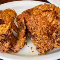 Fried Chicken at Willie Mae's Scotch House