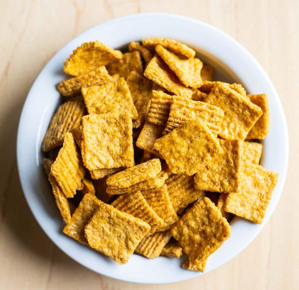 Golden Grahams Cereal in Bowl
