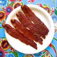Praline Bacon at Elizabeths in New Orleans