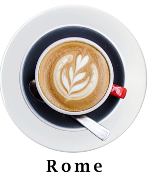 Rome-Coffee-Plate