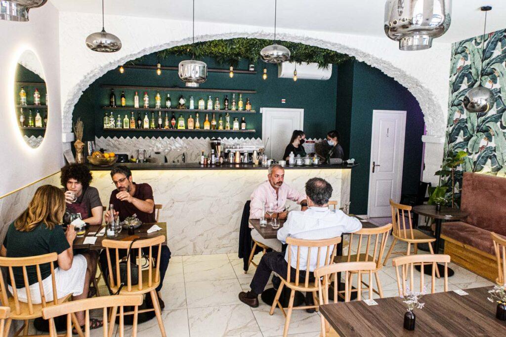 BLOOM Lisbon Dining Room