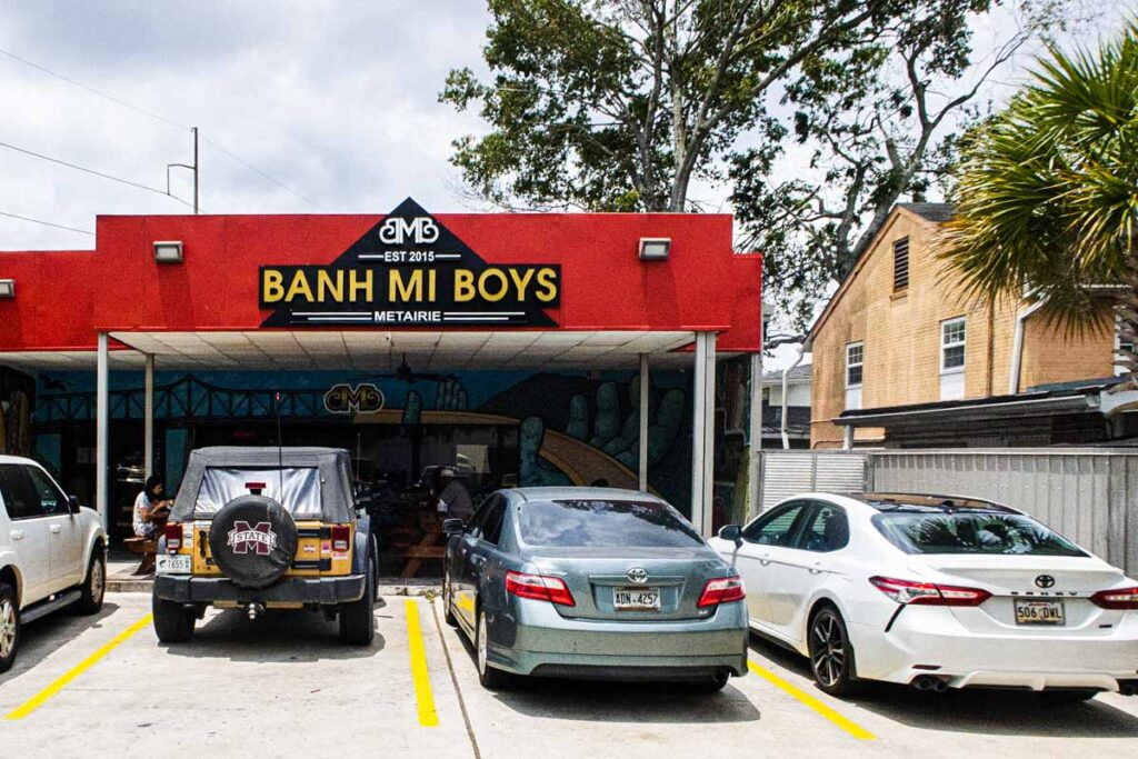 Banh Mi Boys in New Orleans