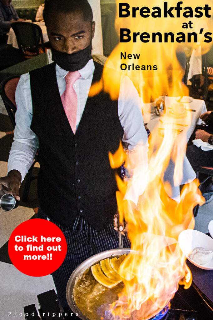 """Breakfast at Brennan's New Orleans"""" New Orleans"""