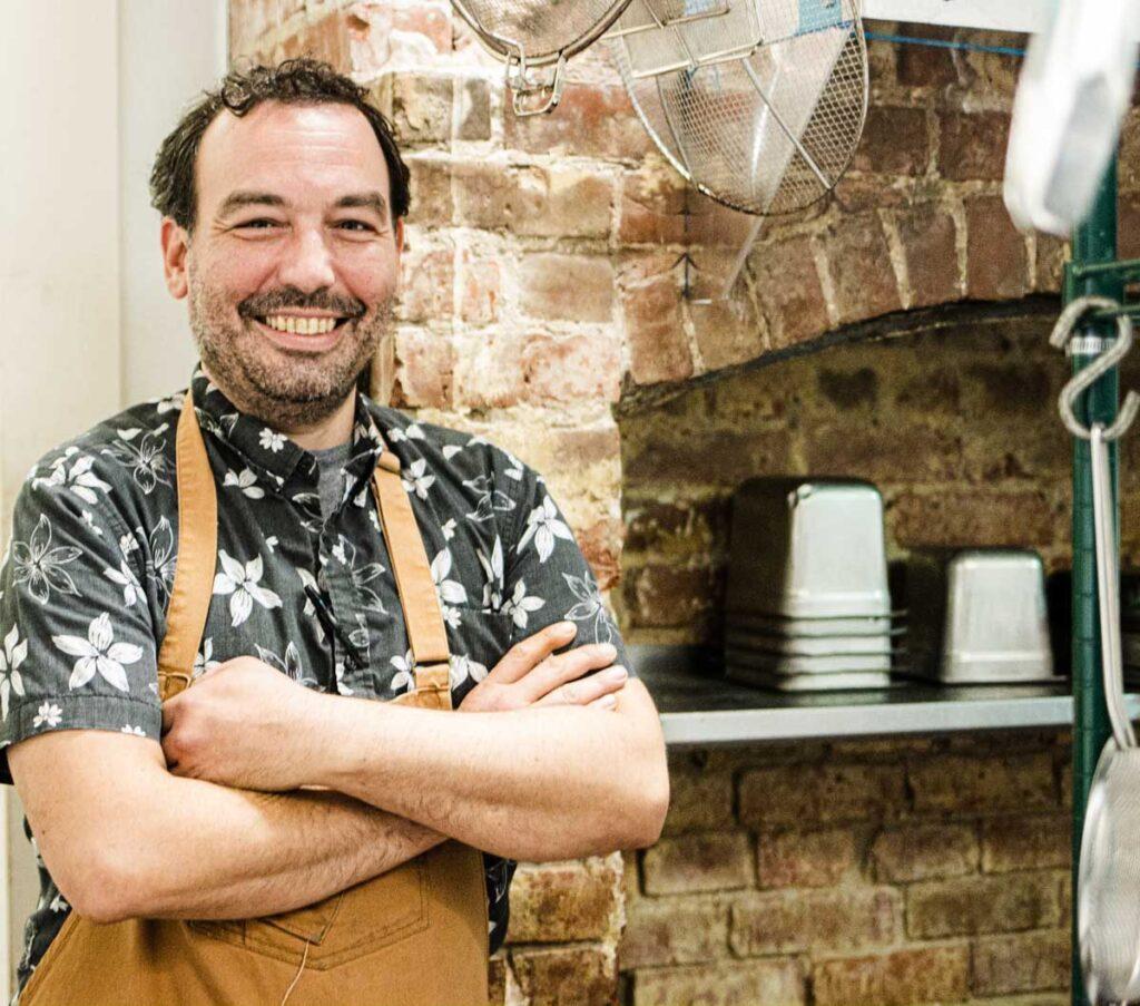 Cavan Chef in New Orleans