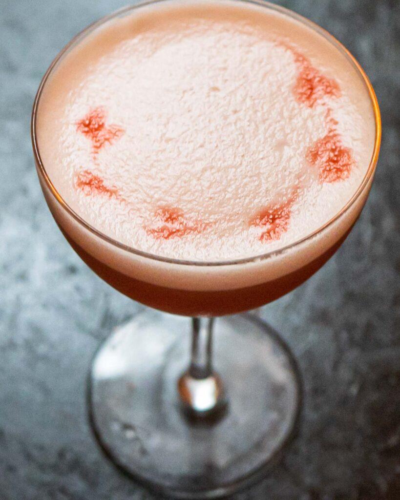 Cocktail at Cavan in New Orleans