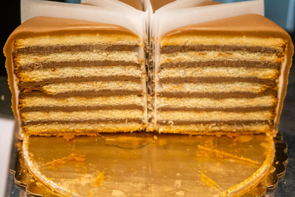 Layer Cake at Bakery Bar in New Orleans