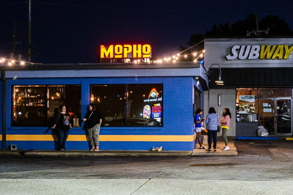 Mopho in New Orleans