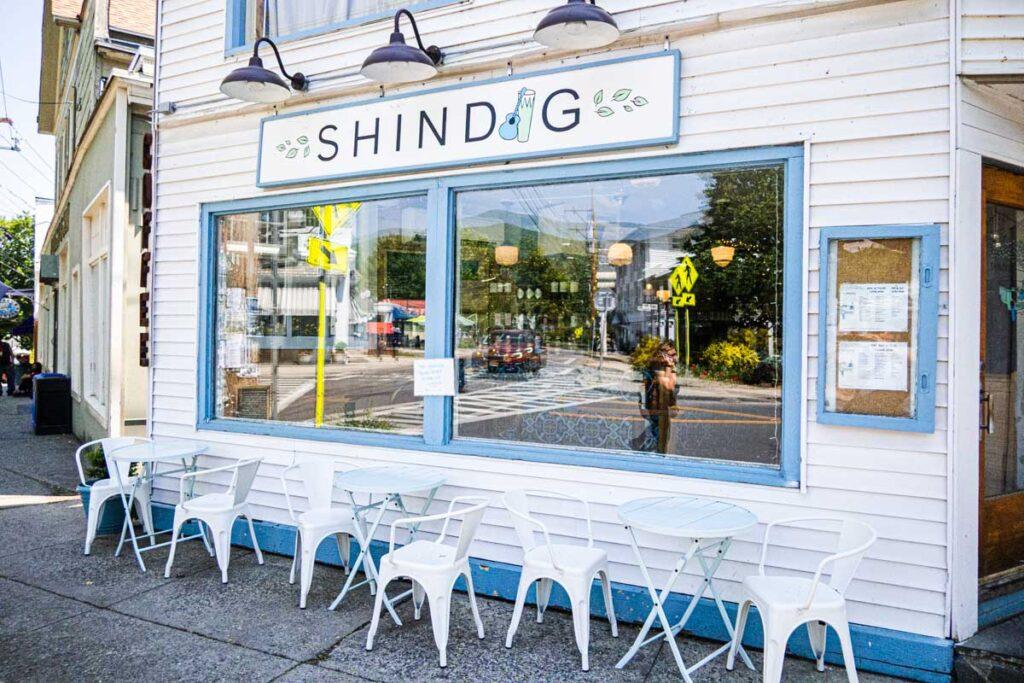 Shindig in Woodstock