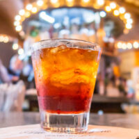 Vieux Carre at Carousel Bar in New Orleans