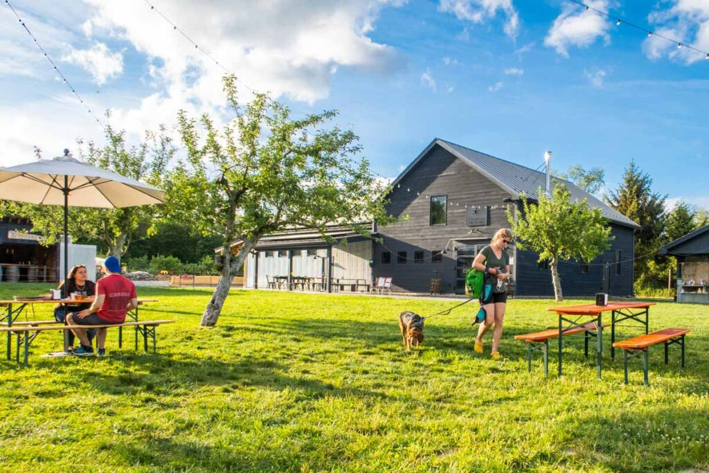 Westwind Orchards in the Catskills