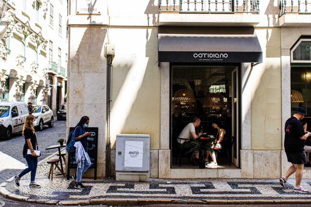 Cotidiano in Lisbon