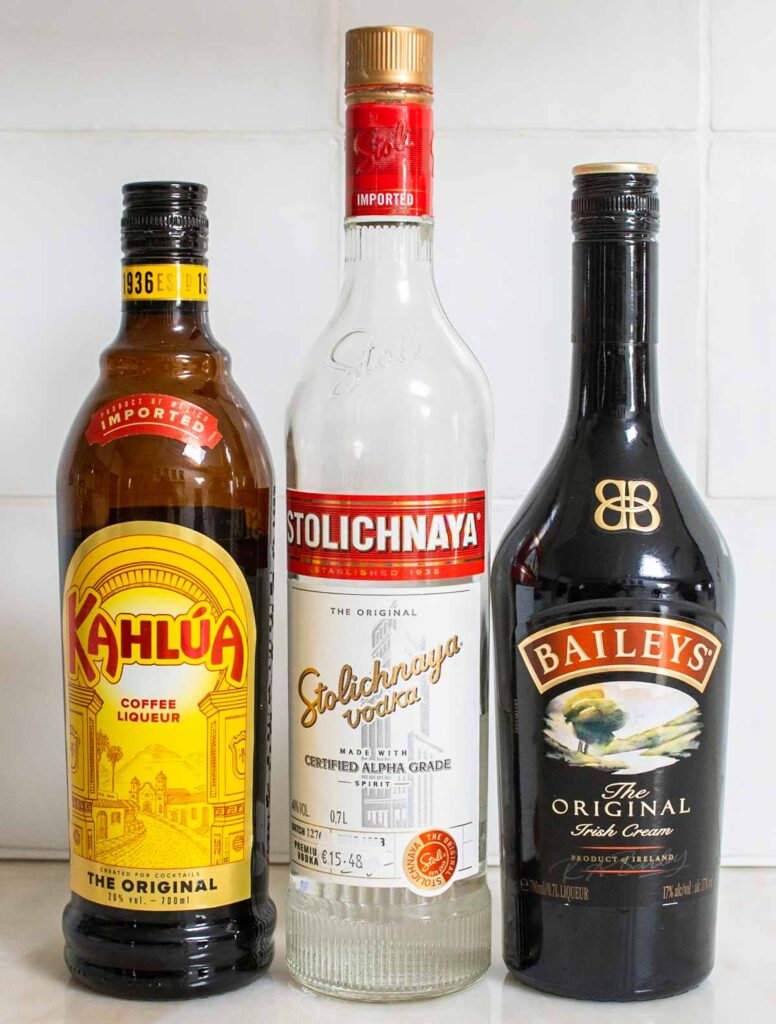 Mudslide Liquors